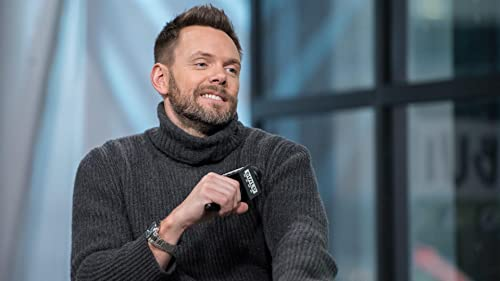 BUILD: Joel McHale Discusses A Futile and Stupid Gesture