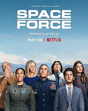 Download Space Force 2020 (Season 1) Dual Audio {Hindi-English} 720p HEVC [200MB]