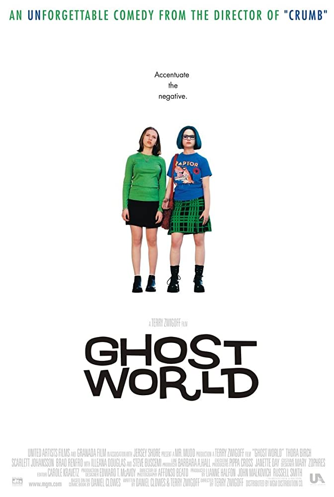 Poster film Ghost World (2001).