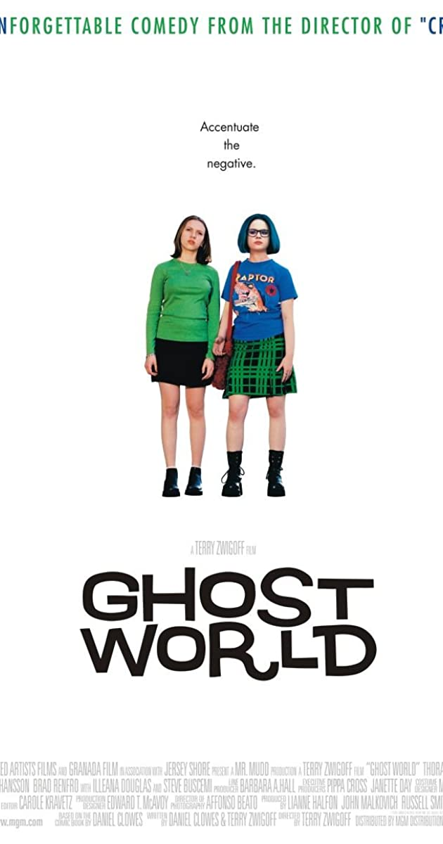 Subtitle of Ghost World