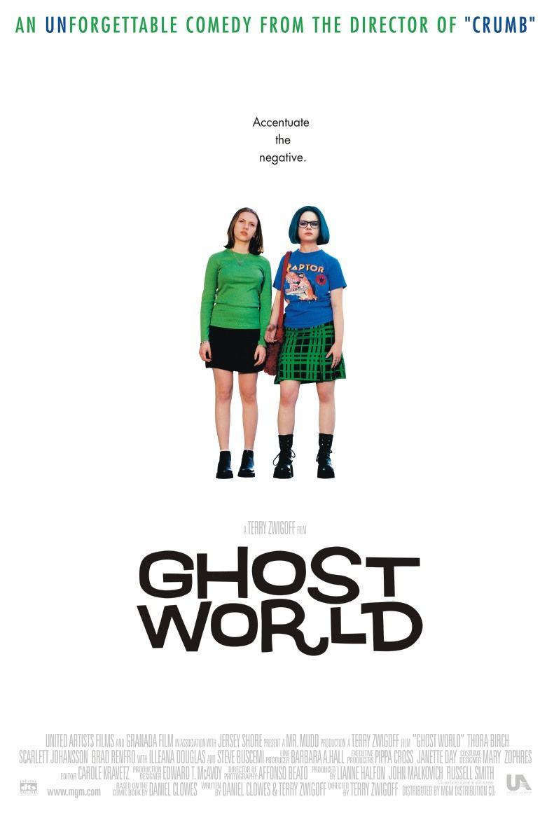 Ghost World (2001) BluRay 480p, 720p & 1080p
