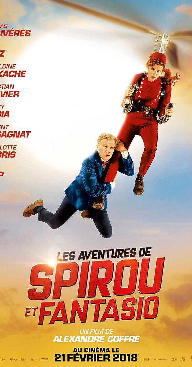 Les aventures de Spirou et Fantasio (2018) - IMDb
