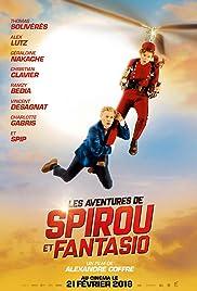 Spirou & Fantasio's Big Adventures Poster