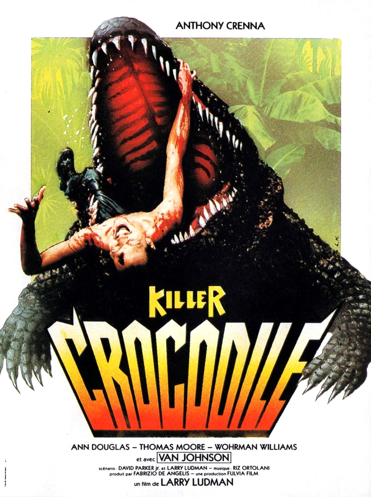 killer crocodile
