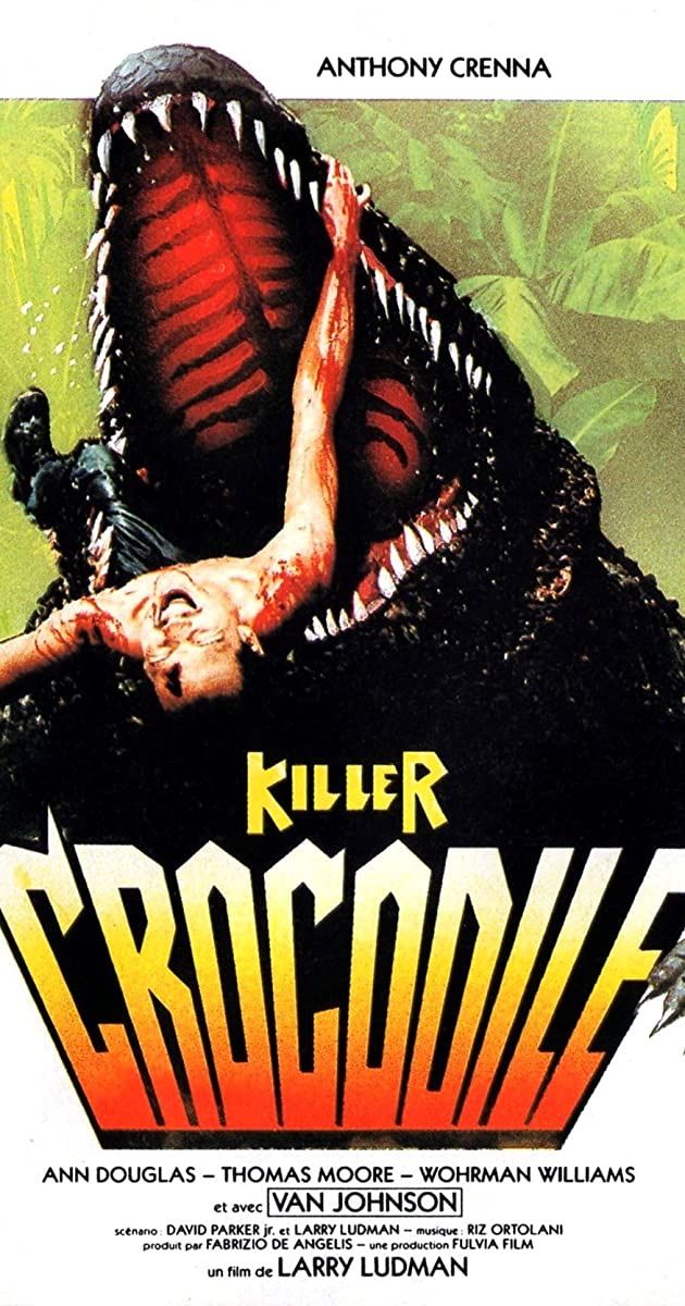 Killer Crocodile (1989) Subtitles