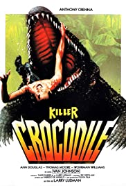 Killer Crocodile (1989) Poster - Movie Forum, Cast, Reviews
