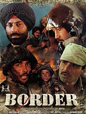 War Border Movie