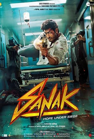 Sanak (2021) Hindi