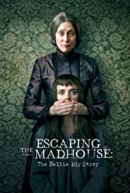 Christina Ricci and Judith Light in Escaping the Madhouse: The Nellie Bly Story (2019)
