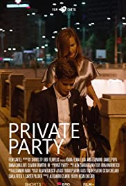 Private Party Poster