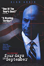 Four Days in September(1997) Poster - Movie Forum, Cast, Reviews