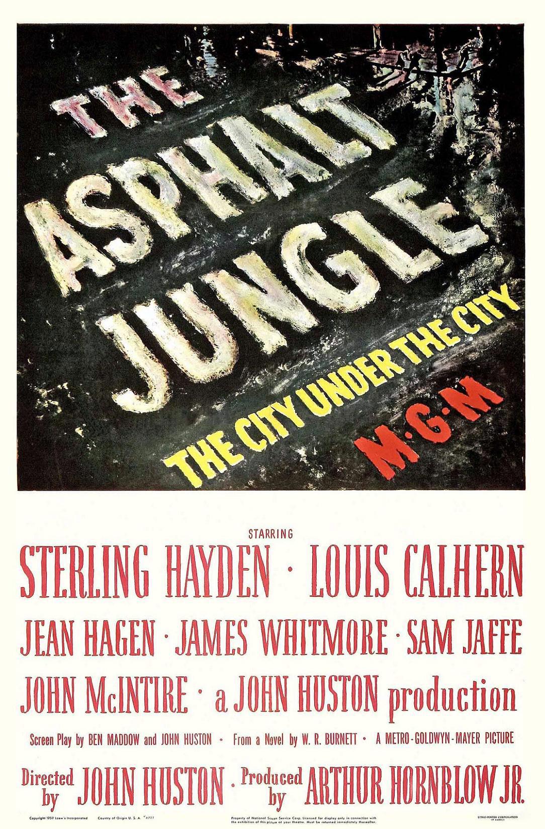 The Asphalt Jungle (1950) - IMDb