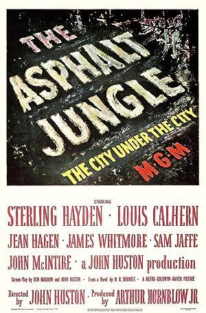 Asphalt-Dschungel Raubmord (1950) • 7. April 2021 Film-Noir