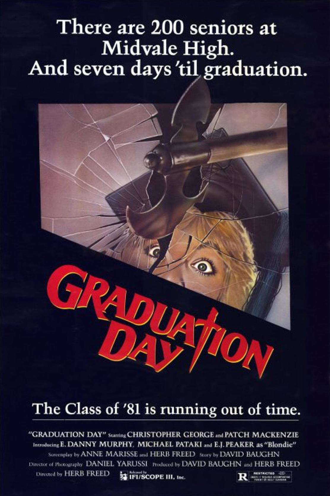 Graduation Day 1981 Imdb