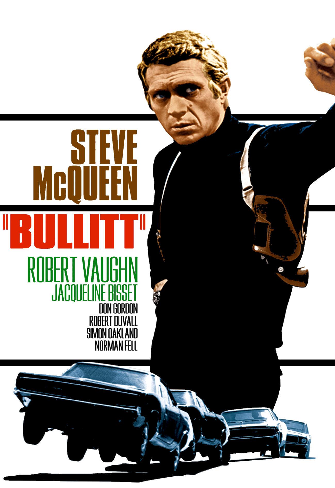 The getaway Steve McQueen cult movie poster print