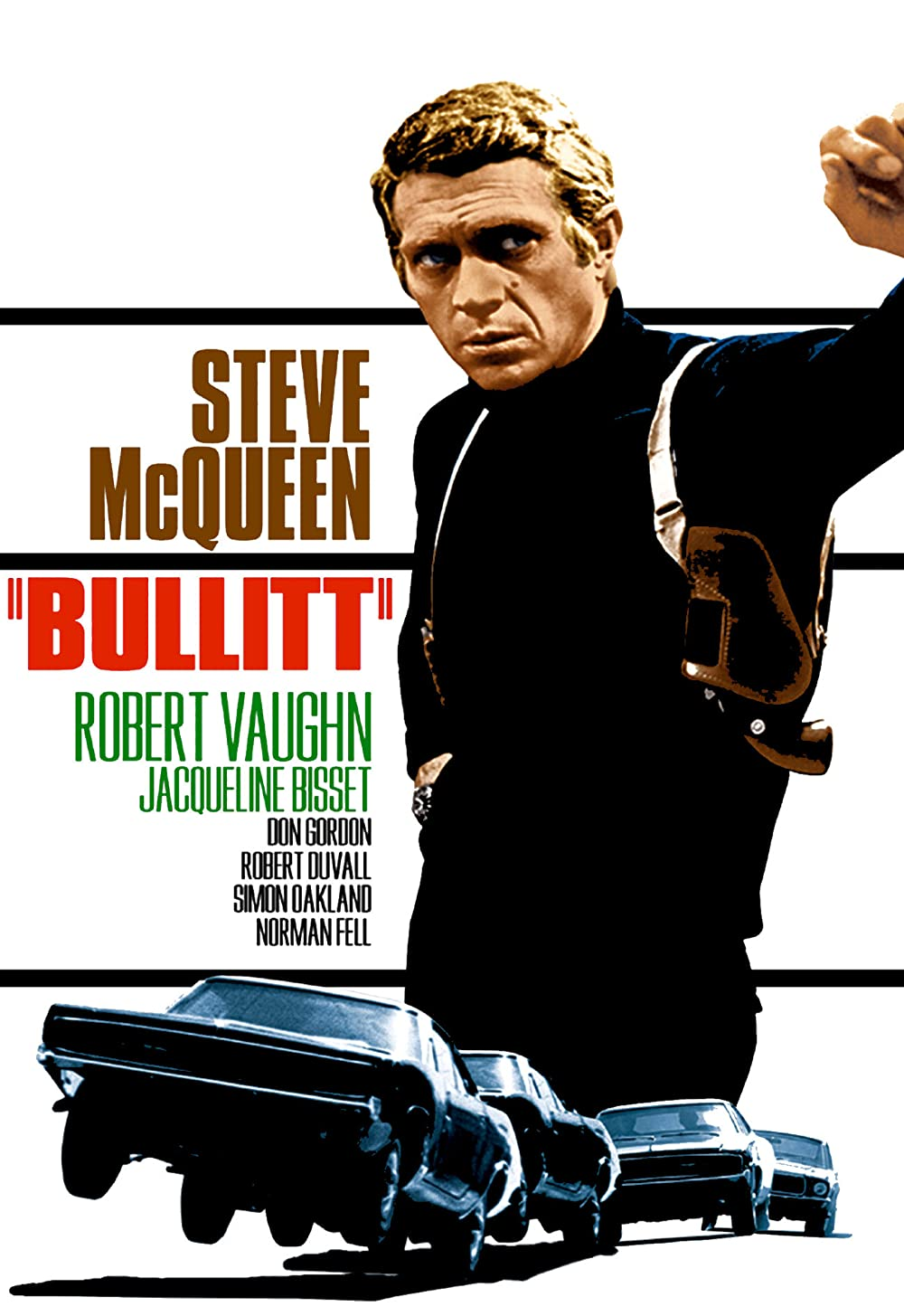 Bullitt 1968 Hindi Dual Audio 422MB BluRay ESubs Download