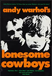 Lonesome Cowboys Poster