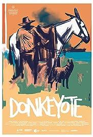Donkeyote Poster