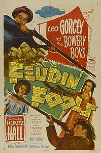 Feudin' Fools by Edward Bernds