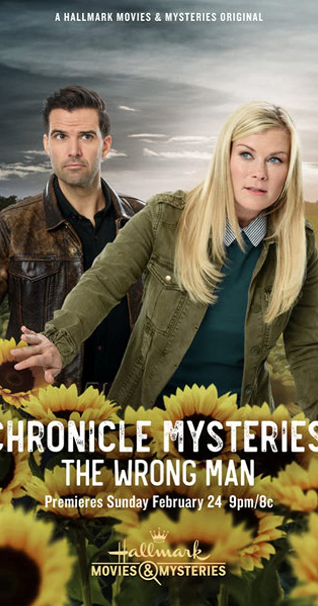 The Chronicle Mysteries: The Wrong Man (TV Movie 2019) - IMDb