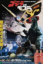 Godzilla and Mothra: The Battle for Earth Poster