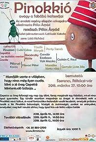 Primary photo for Pinokkió, avagy a falábú kalandjai