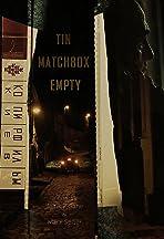 Tin Matchbox Empty