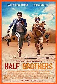 Keith Allen West in Half Brothers (2020)