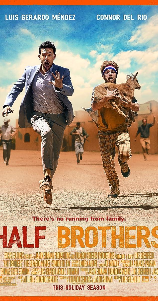 Half Brothers (2020) - Plot Summary - IMDb