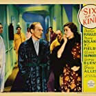 Kathleen Burke and Charles Ruggles in Six of a Kind (1934)