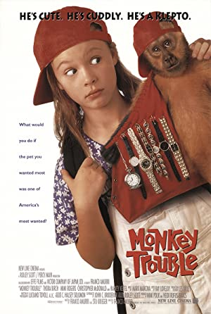 Monkey Trouble Poster Image