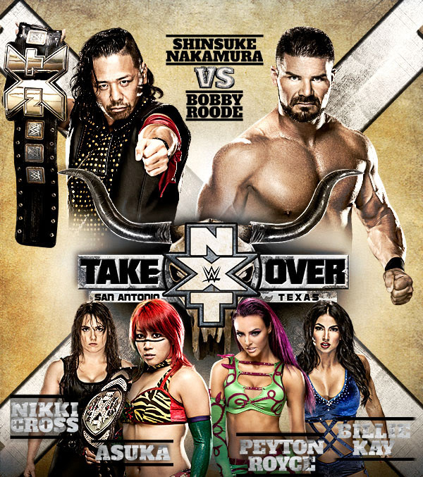 wwe nxt takeover brooklyn 3 full show download