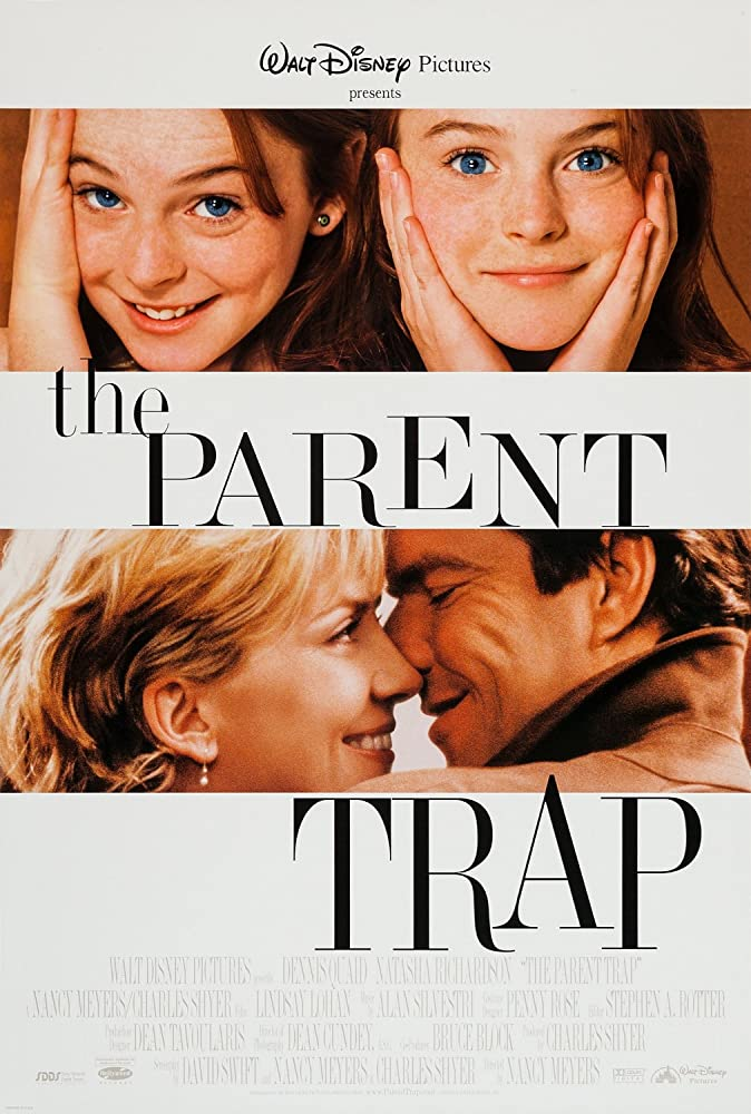 The Parent Trap (1998) Hindi Dubbed 720p BluRay