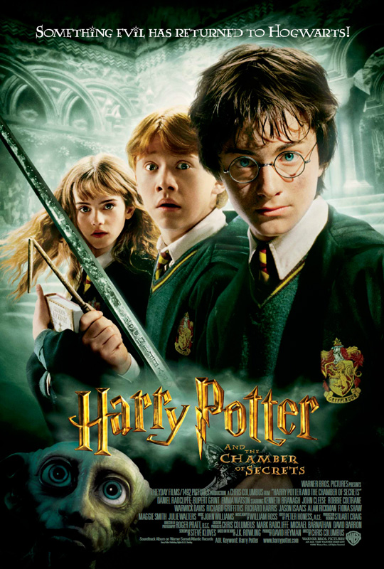 Harry Potter and the Chamber of Secrets (2002) Hindi Dubbed