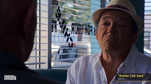 "Mark Margolis of ""Better Call Saul"": ""No Small Parts"" IMDb Exclusive"