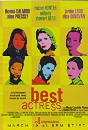 Best Actress (2000) Poster - Movie Forum, Cast, Reviews