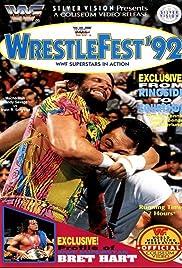 WWF: Wrestlefest '92 Poster