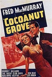 Cocoanut Grove Poster