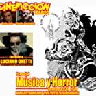 Darío Lavia, Chucho Fernández, and Luciano Onetti in Cineficción Radio (2019)
