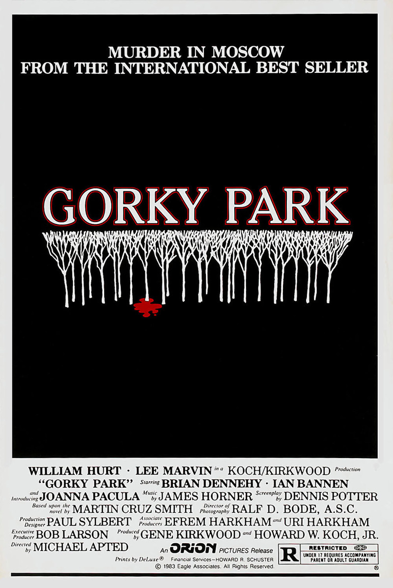 Image result for gorky park movie