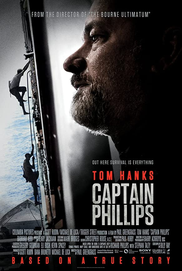 Captain Phillips (2013) Hindi Dubbed