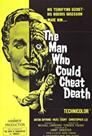 The Man Who Could Cheat Death (1959) 720p