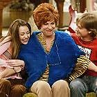 Vicki Lawrence and Miley Cyrus in Hannah Montana (2006)