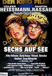 6 auf See Poster