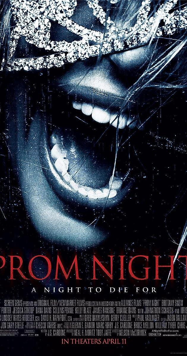 Prom Nacht Sex Szene