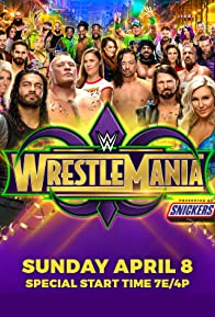 Primary photo for WrestleMania