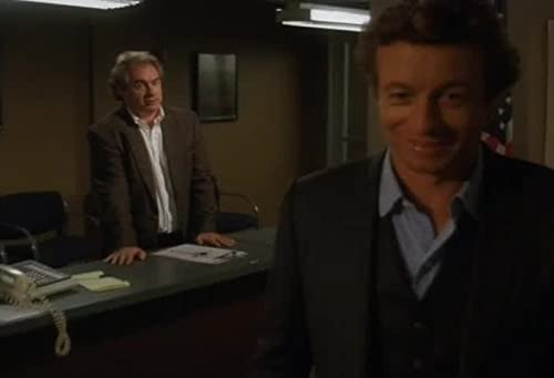 The Mentalist: Red Moon
