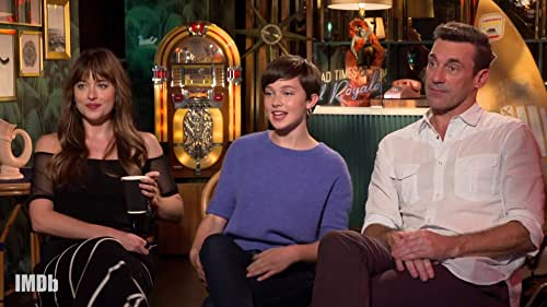 'Bad Times at the El Royale' Cast Pull Off the Perfect Heist Together