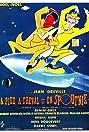 Sputnik (1958) Poster