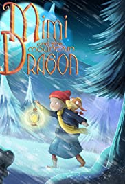 Mimi and the Mountain Dragon Poster